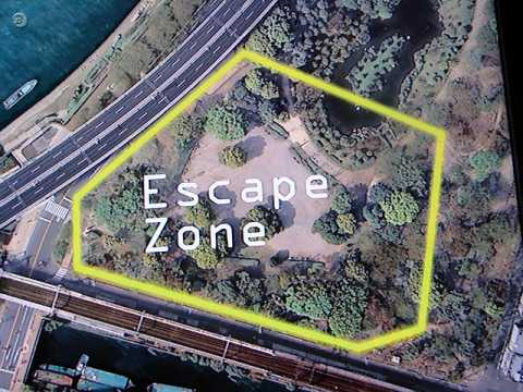 Getting survivors to the escape zone is your only goal.