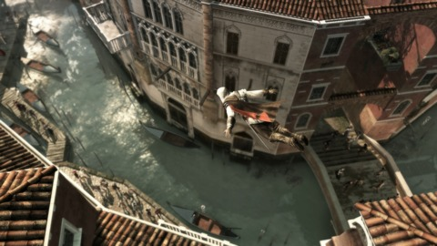 The cities are as key to the game's character as Ezio himself.
