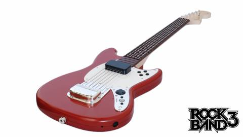 Fender Mustang Pro by Mad Catz