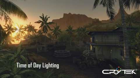 Time of day Lighting