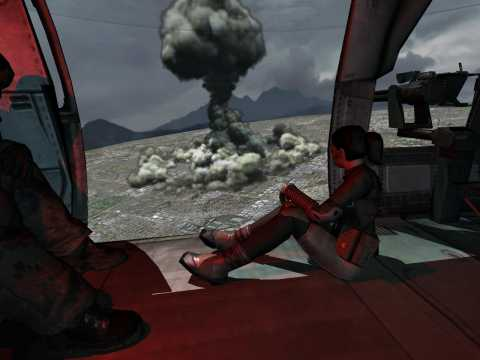 Destruction of the Origin Facility.