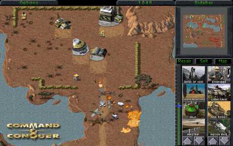 Base-building is at the heart of Command & Conquer