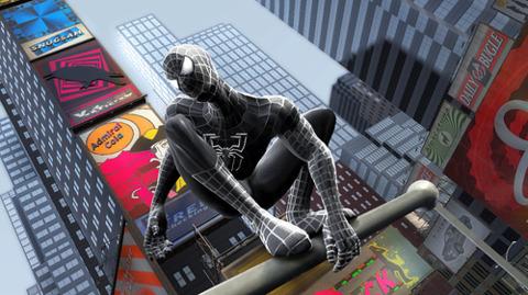 Symbiote Suit Spider-Man
