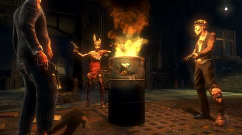 Even after a decade, there are still plenty of drugged-up crazies to murder in Rapture.
