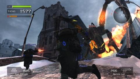 The new Akrid Hunter mode