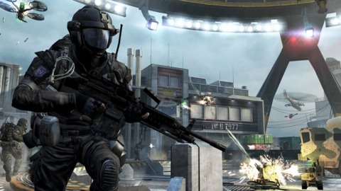 By taking it to 2025, Black Ops II's multiplayer gives you some fun gear to fool around with.