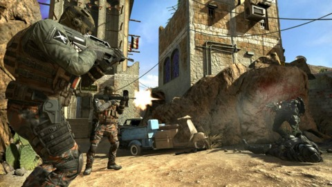 The game's got a good selection of multiplayer maps to keep you busy.