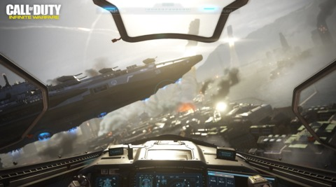 Flight combat is a huge part of this year's campaign.
