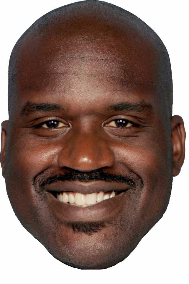 We originally tapped Shaq to do a little freelance work for us, but his continuing affiliation with Shaq-Fu proved to be a conflict of interest.
