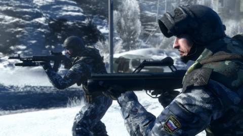 Expect more control over your load-out in Bad Company 2.