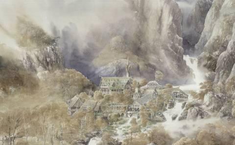 The Hidden Refuge of Rivendell
