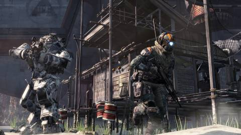 Most of the interesting next-gen games, including Titanfall are still months away.