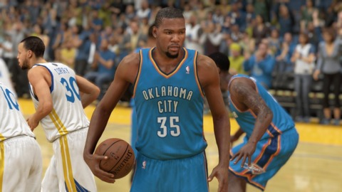 NBA 2K14 looks spectacular. I could probably embellish that statement more, but do I even need to? I mean, just look at it!