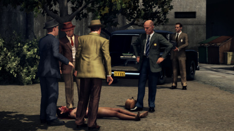 Steady investigation is more effective than a hail of bullets in L.A. Noire.