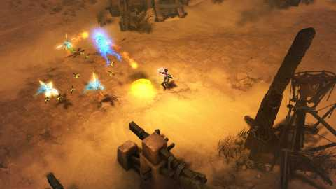 Action-RPG combat has rarely ever been this addictive.