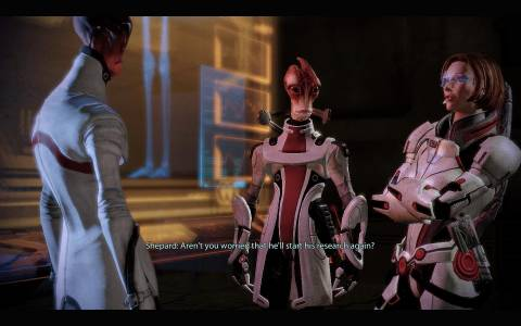 When BioWare opened the box with players choices, it opened itself to this kind of reaction.