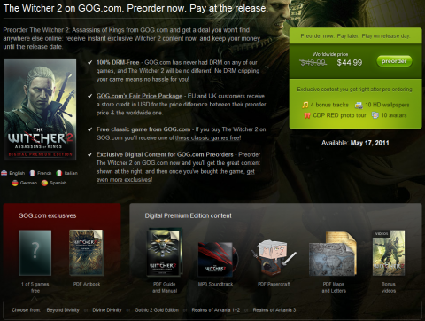 GOG Edition