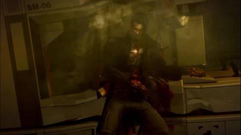 Jensen's near-death experience.