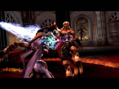 Raziel attacks Kain
