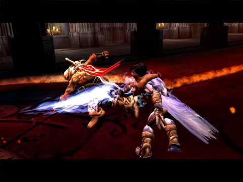 Kain and Raziel's final battle