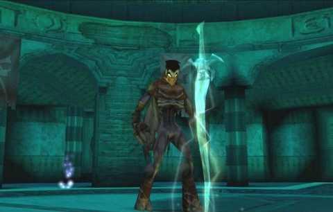 The Wraith Blade