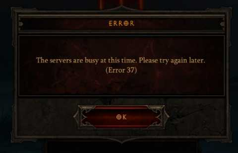 Error 37 is the least of anyone's worries now.