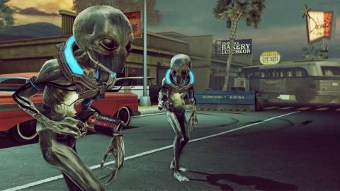 You will find plenty of familiar alien scum to eradicate.