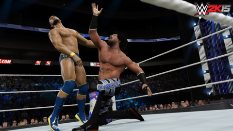 The pace of gameplay has slowed quite a bit in WWE 2K15, which isn't necessarily a bad thing. What is bad is how sluggish the controls can feel at times.