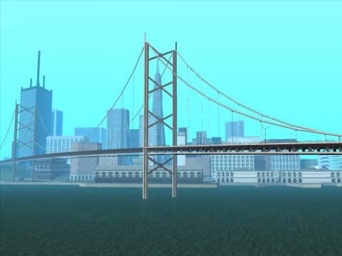 Fierro's Gant Bridge, linking it with Venturas