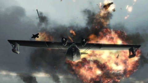 If you buy the Super Gold Extra Bonus edition, you get a free plane with bonus explosions!