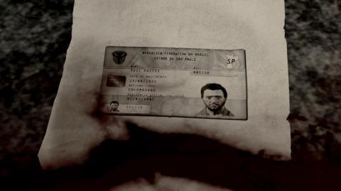 Raul's passport found in Max Payne 3.