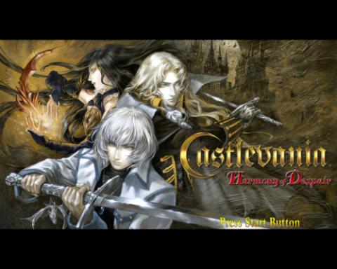 Castlevania: HD.