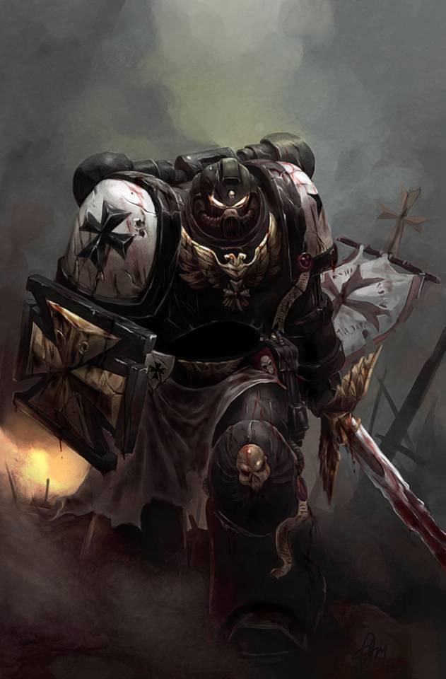 A Black Templar