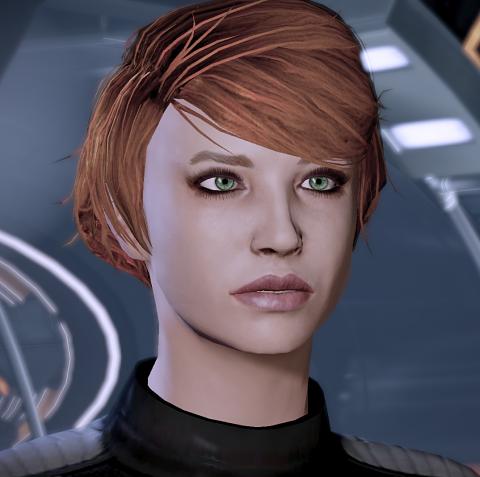 Kelly Chambers Mass Effect