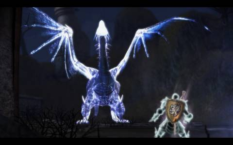 ELECTRIC DRAGONS?!