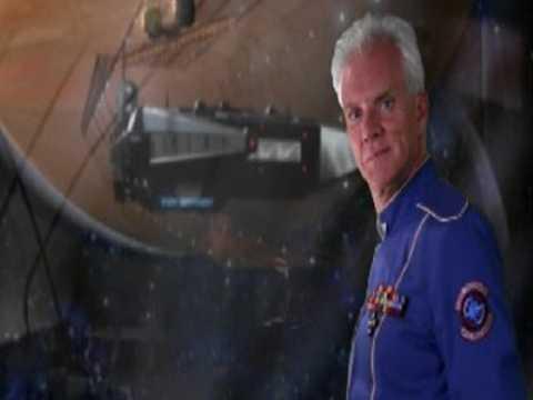 Malcolm McDowell returns as Admiral Tolwyn
