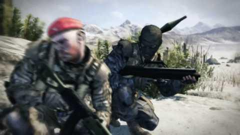 Squad based gameplay