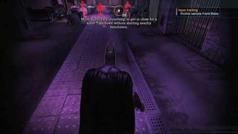 Detective mode lets you detect... stuff.
