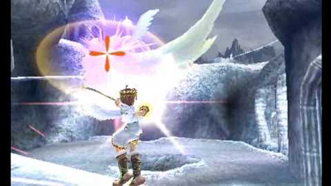 Kid Icarus: Uprising was one of the first titles announced for the Nintendo 3DS.