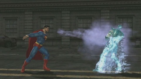 Between ice breath, heat vision, and extreme strength, Superman can do a little bit of everything.