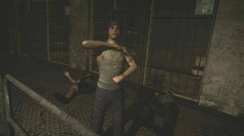 Carlos in the Stilwater penitentiary