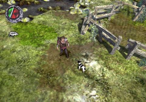 The Bard and His Dog, From the Gameplay Angle