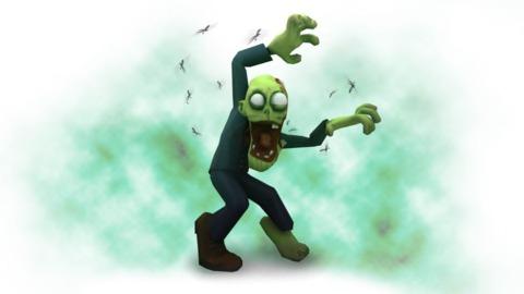 Noxious Zombie!