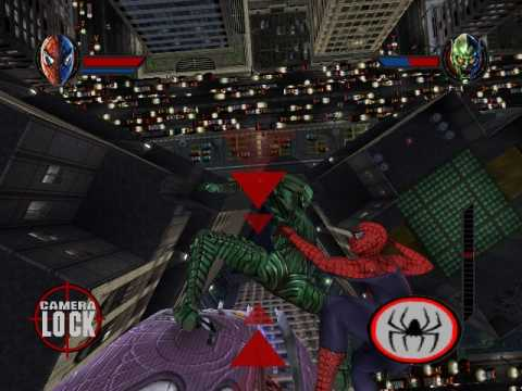 The game takes some liberties with the levels and boss battles.