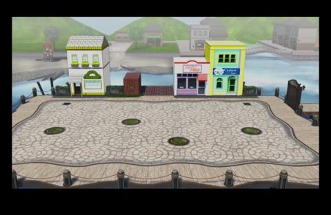 Project H.A.M.M.E.R.'s new art style as Wii Crush