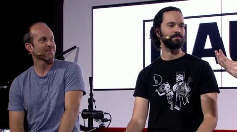 Bruce Straley & Neil Druckmann