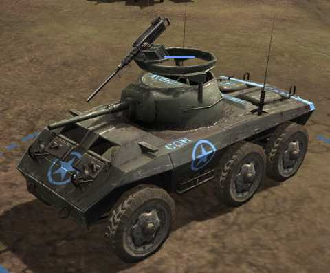 Allied Armored Car