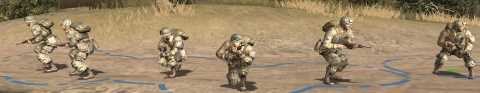 Airborne Paratroopers