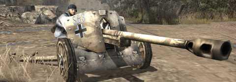 Pak 38 AT Gun