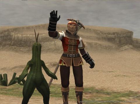Cactuar in Final Fantasy XI